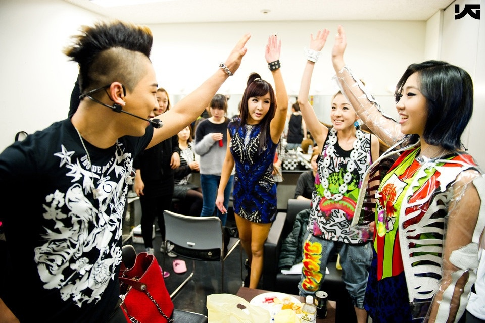 2012 YG Family Concert in Japan | WeLoveBom