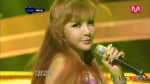 2NE1_I Love You(I Love You by 2NE1 @Mcountdown 2012.07
