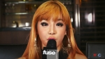 2NE1 Loves Watermelons & Porcupines - Intimate Interview 0808