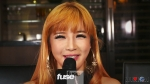 2NE1 Loves Watermelons & Porcupines - Intimate Interview 1554