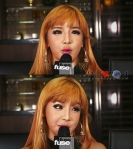 2NE1 Loves Watermelons & Porcupines - Intimate Interview 1923-vert
