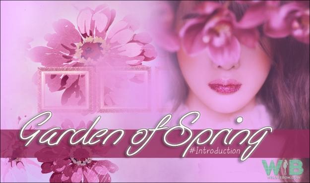 garden of spring intro