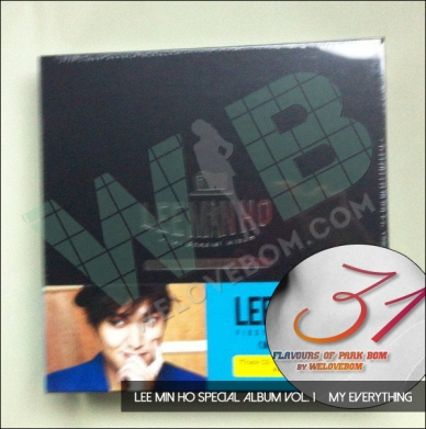 2 lee minho cd